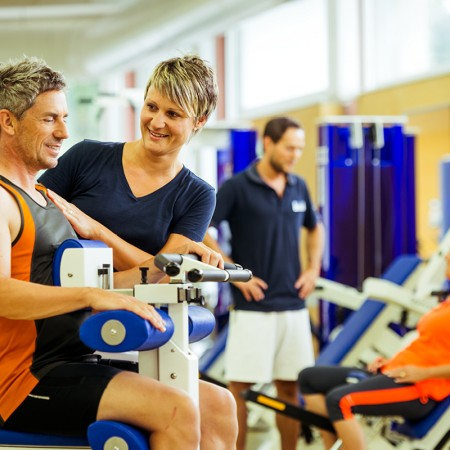 Fitness im Solemar