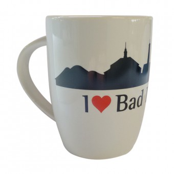 "Tasse ""I love Bad Dürrheim"""